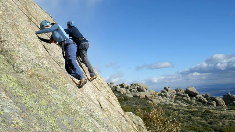 escalada en madrid
