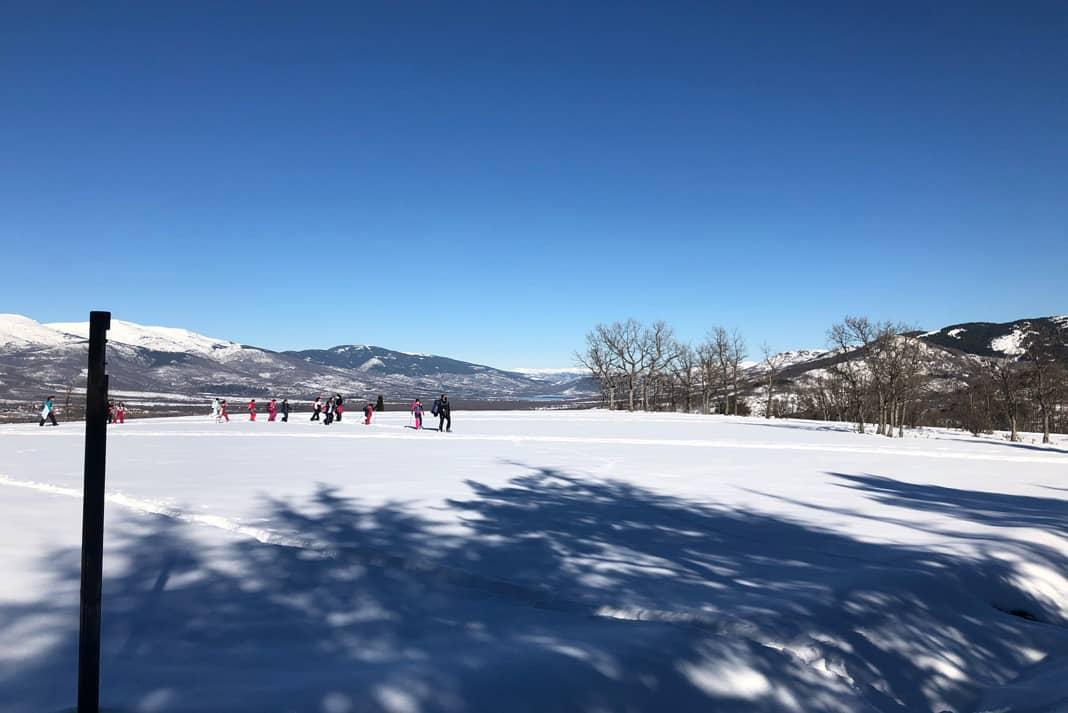 lugares para jugar en la nieve en madrid