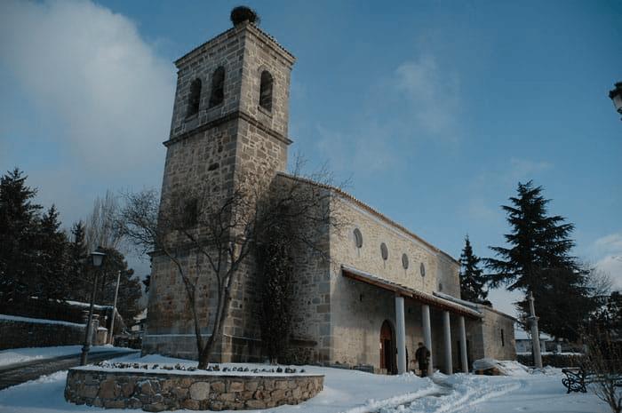 Iglesia de Navacerrada